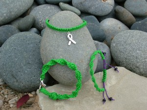 Introduction of custom work as various groups and persons with Lyme take an interest nationwide.