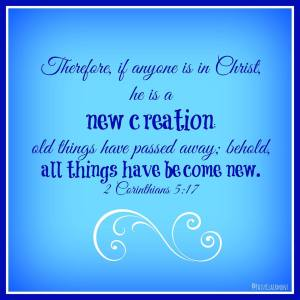 all things have become new