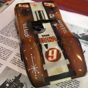 Dyna-Rewind, Dyna Rewind, Ted Lech, Mr. Motor, slot car racing