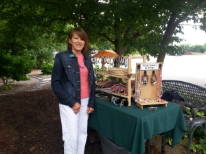 T J by D in the Woodland Garden, Allen County Extension Office, Garden Walk July 19, 2014