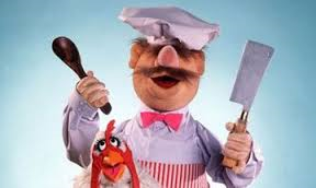 Muppet French Chef