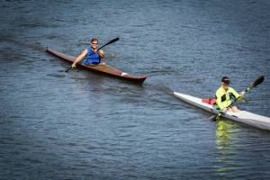 surf ski, surf ski racing, river racing, USCA, kayak racing, unlimited class, competition, drafting, Epic kayaks