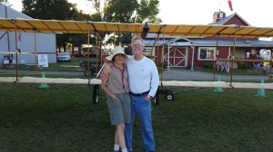 EAA, Air Adventure, air show, wife, husband, travel