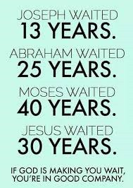 waiting, wanting, scripture, Bible, patience, trust, suffering, His will