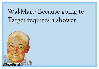 Walmart, shower, Target, Meme, pajamas, old man, glasses