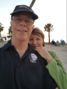 Sunset Beach, Florida, Tampa Bay, wife, husband, couple, married, sunset, sunrise
