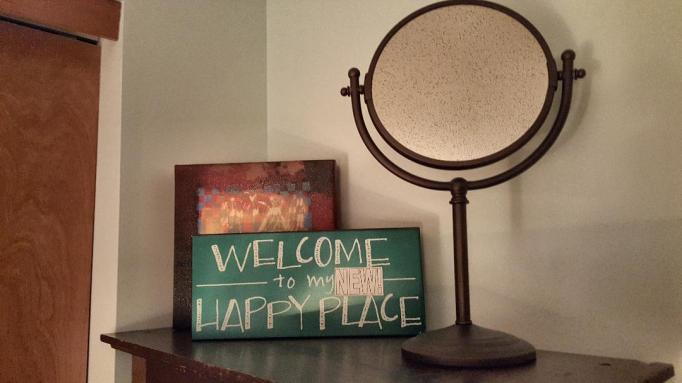 happy place, home, where the heart is, house, Christian, in the arms of Jesus