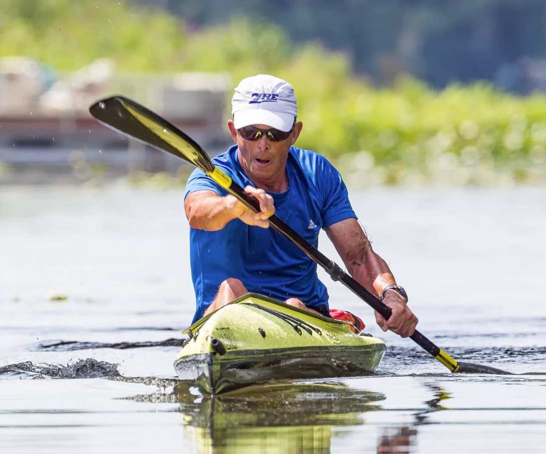 Canoe News, paddling, competition, racing, wife, magazine, Editor, racing, USCA, volunteer